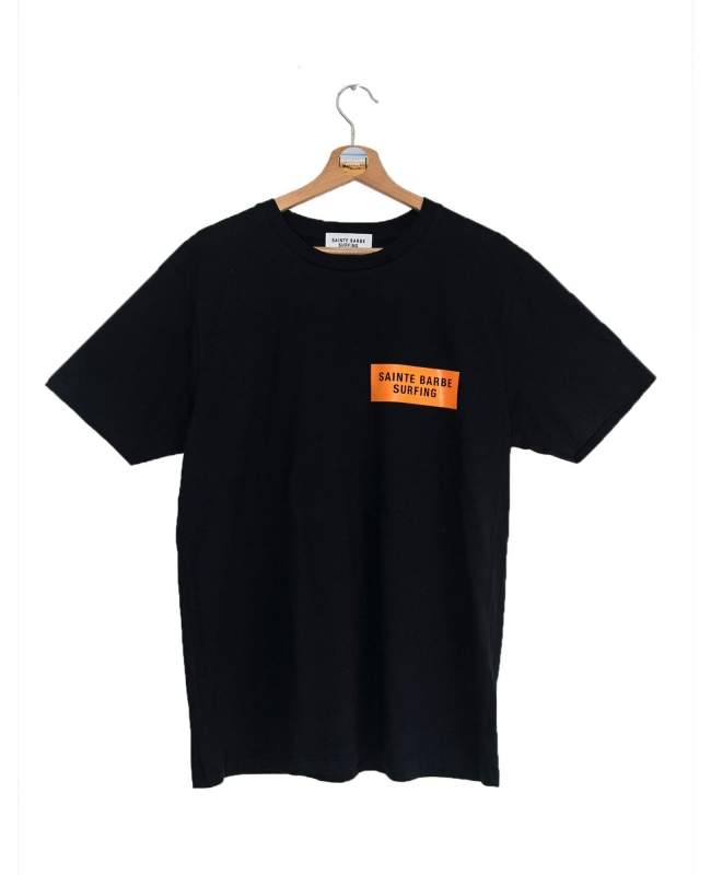 Sainte Barbe Surfing T-Shirt - Unisex - Banniel - 100% Coton Bio